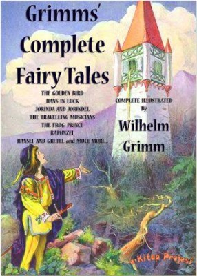Grimms' Complete Fairy Tales {Illustrated}