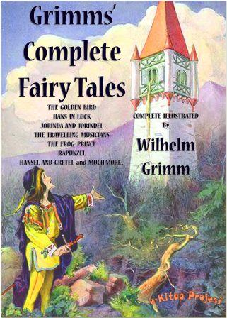 Grimms' Complete Fairy Tales (Cover Art-web)