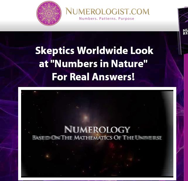 Mathematical Numerologist