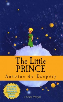 "The Little Prince: ""Illustrated Edition"""