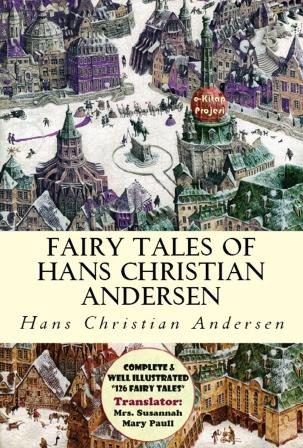 Fairy Tales of Hans Christian Andersen (eCoverr)